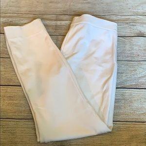 Diane Von Furstenberg white pants